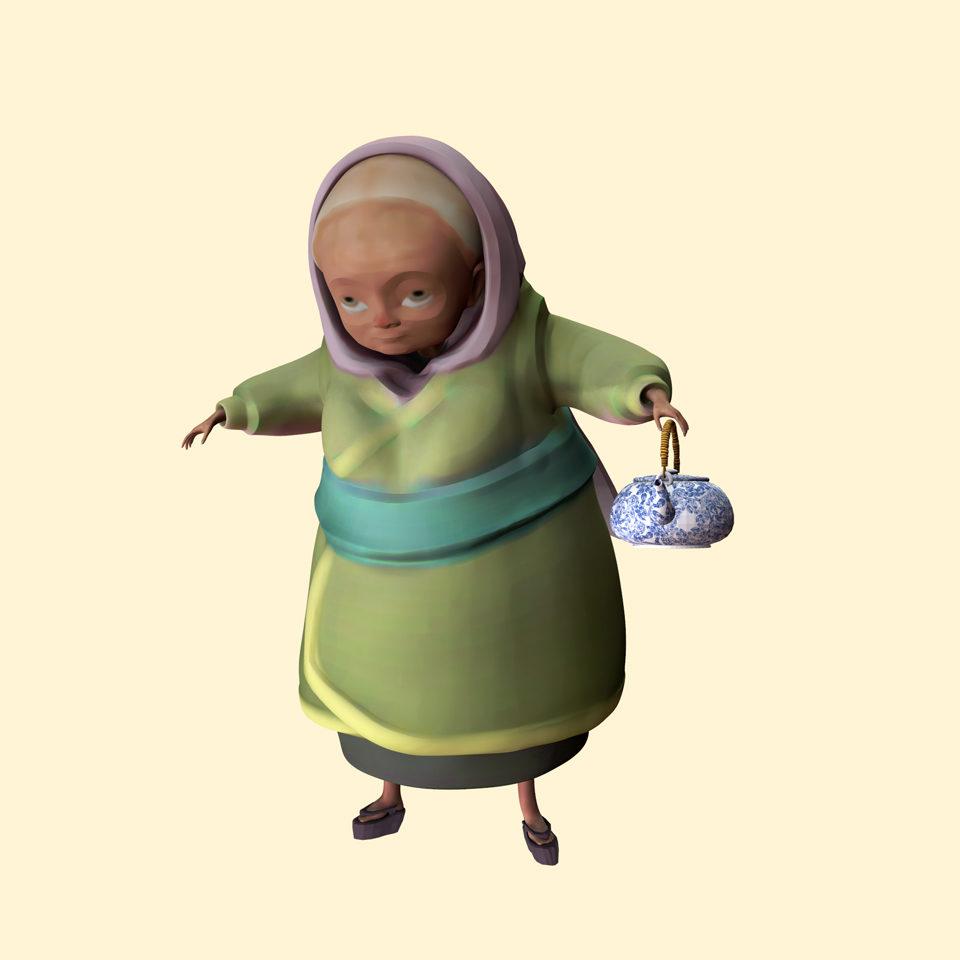 1 Granny Lighte Hero