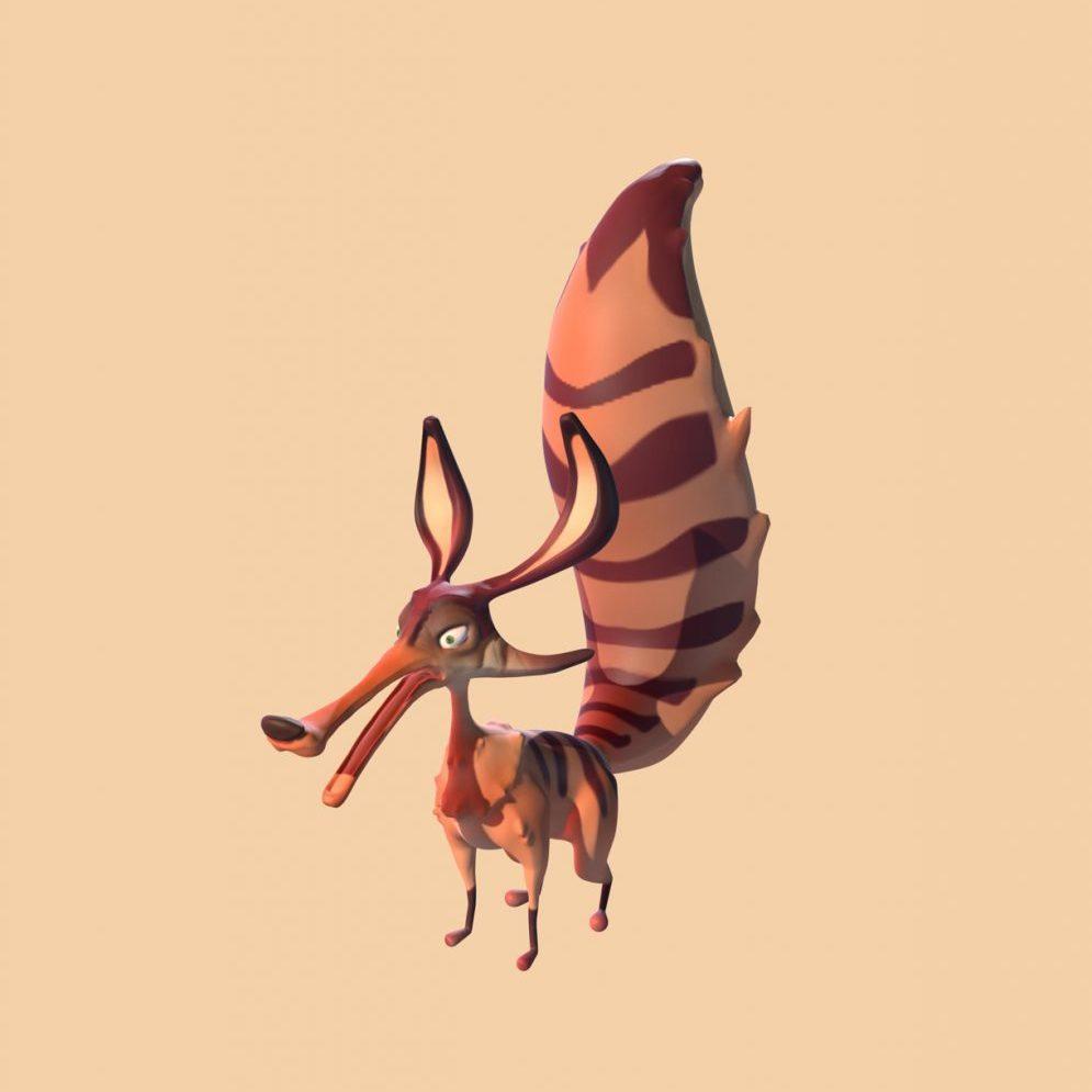 Desert Fox BG
